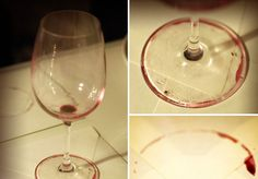 diy messy wine 'seal' for invites or save the dates. who wants to help me drink wine to do this?? :)