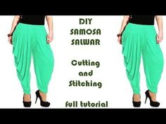 In this video you have learned to make a latest Halter neck design cutting and stitching for kurti / Suit / Kameez in Hindi. Halter neck design in Hindi Shre. Dress Neck Designs, Blouse Designs, Fashion Pants, Women's Fashion Dresses, Circle Skirt Tutorial, Kids Ethnic Wear, Salwar Pattern, Kurta Men, Stitching Dresses