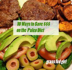 10 Ways to Save $$$ on the Paleo Diet!