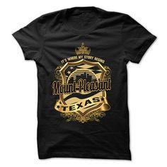 (Tshirt Coupons) Mount Pleasant-the-awesome [Teeshirt 2016] Hoodies, Funny Tee Shirts
