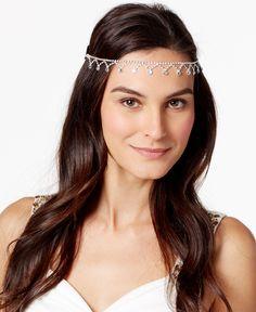 Josette Large Drop Stone Headwrap