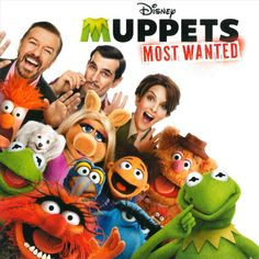 Original Soundtrack - Muppets Most Wanted (CD)