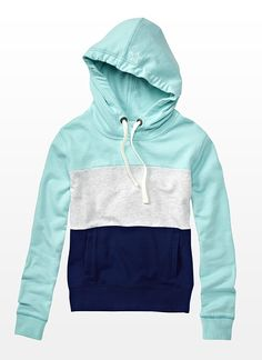 Color Block Hoodie  - Garage......hmm, thinking....you could add a couple of too short hoodies to to the top you like that is also too short?  https://www.etsy.com/shop/ElectricTurtles