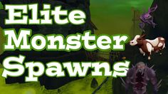 """Runescape offers you the chance to spawn elite monsters, these ferocious beasts from Gielinor. """"Elites have a chance to spawn on the death of others of their kind, with one guaranteed spawn and greatly increased chance per kill when you take on a matching Slayer assignment"""". This is the list with the monsters that can spawn elites: - Waterfiends - Harpie bug swarms - Nechryael - Aquanites - Earth warriors - Cave horrors - Cows - Ankou - Dust devils The rest of the details on…"""
