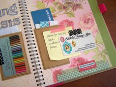 Summer Smash Book - Shopping Lists Updated | Flickr - Photo Sharing!