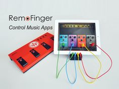 RemoFinger: Wireless Foot Controller for iPad Musicians project video thumbnail