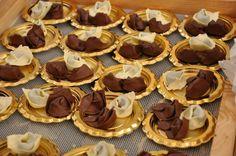 al festival del tortellino non possono mancare i TORTELLINI DI CIOCCOLATA