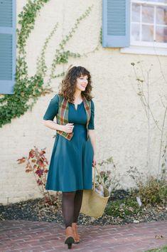 Wardrobe Wednesday   Virginia Dare Dress Co. Motherhood Style + Giveaway - Tori Watson Green Tights, Post Baby Body, Baby Gap, Dares, My Girl, Wednesday, Virginia, Giveaway, Style Inspiration