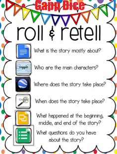 Roll and Tell