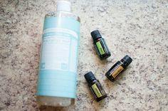 DIY: Dish Soap | dōTERRA Blog - Essential Oils