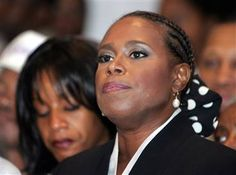 Congress Woman Cynthia McKinney