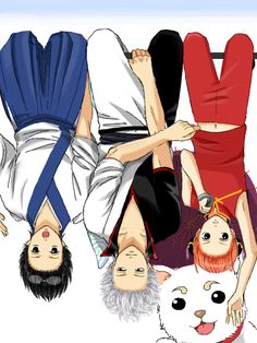 I just start watching gintama and I gotta say that it is one of the BEST anime I've ever seen, great and strong  characters, one of the funniest moments , trolling at its best and most of all best characters developments!