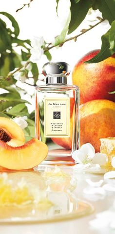 Favorite scents for summer
