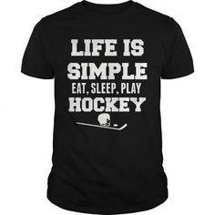 Hockey tee shirts for who love hockey