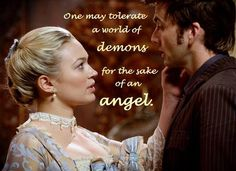 Madame de Pompadour - The Girl in the Fireplace ( I loveddddd that episode, I cried really hard too)