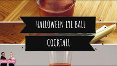 Halloween Eye Ball Cocktail