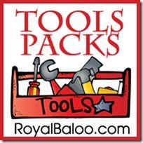 Free Tools PreK and Tot Packs