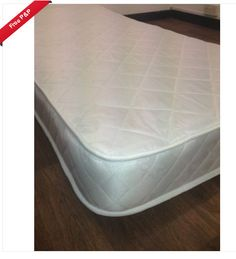 Micro Quilt Memory Sprung Foam Mattress ideal for a double bed base or bunk bed from £45.99 http://ebay.to/1BhL7v3