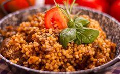 Szegedi tarhonyás hús