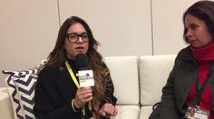 Entrevista con Rocío Sandoval de la CTA en CES 2017