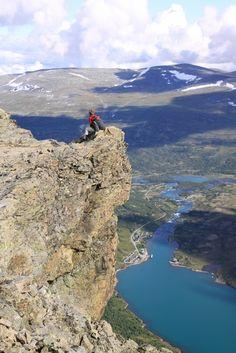 Norway, Jotunheimen, Beseggen, Gjende, Peer Gynt pad