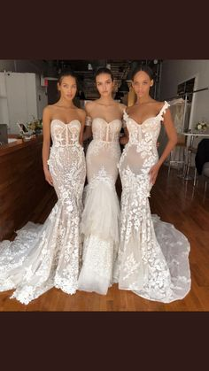 63 Ideas Berta Bridal Gowns Belle For 2019 Gorgeous Wedding Dress, Dream Wedding Dresses, Bridal Dresses, Beautiful Dresses, Wedding Gowns, Lace Wedding, Wedding Ceremony, Trumpet Wedding Dresses, Wedding Bride
