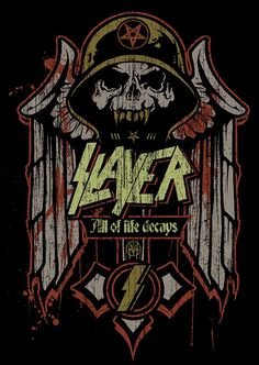 slayer - trash metal