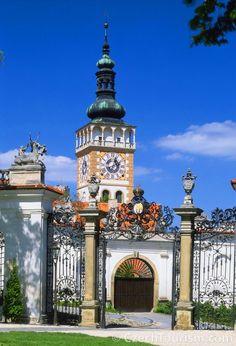 Castle Mikulov, Czech Republic.