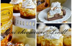 lindt mini cheesecake