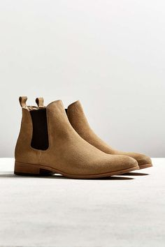 Slide View: 1: Shoe The Bear Suede Chelsea Boot
