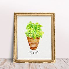 Free Printable Herb Collection - The Cottage Market