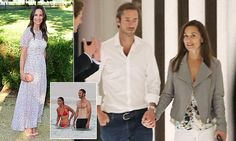 Pippa Middleton's engaged! Get ready for the poshest wedding since Kate's after her hedge fund beau went down on one knee | Daily Mail Online
