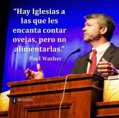 Paul Washer Christian Messages, Christian Quotes, Quotes En Espanol, Follow Jesus, Quotes About God, Heavenly Father, Christian Inspiration, Christian Life, Bible Quotes