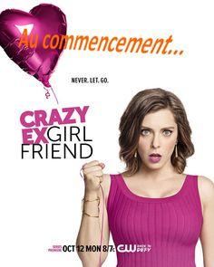 Nouveauté de la CW, Marine Sialelli se penche sur le cas de Crazy Ex-Girlfriend