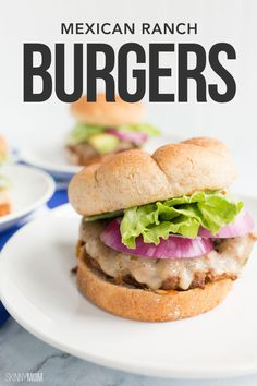 You'll love these flavorful burgers!