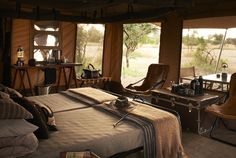 We are first and foremost African safari specialists. We are also a travel company with a difference; our partners include professional Pan-African safari guides whose knowledge, experience and passion infuse every one of our safaris. Glamping, Moda Safari, Safari Chic, Tenda Camping, British Colonial Decor, Colonial India, Campaign Furniture, Home Decoracion, Luxury Camping