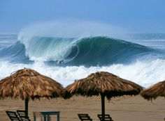 Perfect your home decoration from with surf skate and snow fine art print ✨ Puerto Escondido - Steve Fitzpatrick Big Waves, Ocean Waves, Villas, Photo Surf, Costa, Skate, Big Wave Surfing, Paraiso Natural, Location Villa