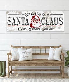 20 Best Farmhouse Christmas Wall Art