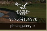 """Eagle Eye  Chris Lutzke, in collaboration with Pete Dye, has designed a rolling """"links"""" style course featuring magnificent shot values on every hole. Eagle Eye provides a challenge from any of five sets of tees... and the signature """"Island Green"""" #17 is simply not to be missed.     Eagle Eye was rated the 5th-best new course in America in 2005 by Golf Digest, and the 4th-best course in Michigan in 2006 by Michigan Golf magazine. Rated 27th best public course in the nation and 4th best in…"""