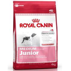 Royal Canin – Medium Junior sản phẩm thức ăn khô dành cho chó con cỡ vừa dưới 12 tháng tuổi