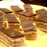 Gerbeaud Cake Recipe                                                                                                                                                     Plus