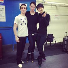 johnnygweir's photo on Instagram