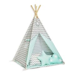 The set consists of a tipi tent, a floor mat and three cushions, which is our best option for demanding people. Set for fun and rest.