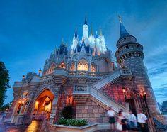 Cinderella Perfect Wedding Venue