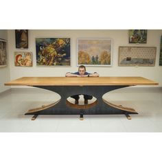 """PRODUCTS :: LIVING AND DESIGN :: Furniture :: Office furniture :: Conference tables :: Table """"LOTUS"""""""