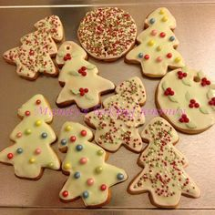 Mandy's baking journey: Sugar cut out cookies