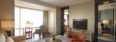 Waldorf Astoria Beijing Hotel, China - Deluxe Suite