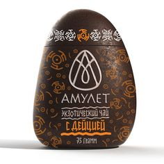 AMULET TEA  | collaborative packaging project by Katya Belkina