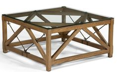 truss coffee table - Google Search