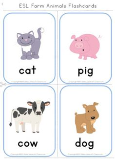 ESL Farm Animals Spelling Practice by Miss Jelena's Classroom First Grade Activities, Book Activities, Serbian Language, Spelling Practice, Esl Resources, Common Core Reading, Alphabet Worksheets, Hands On Learning, Animal Wallpaper